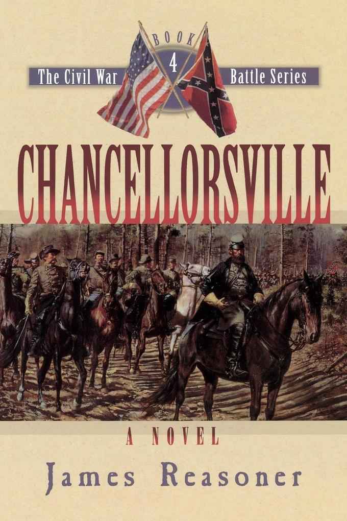 Chancellorsville als Taschenbuch