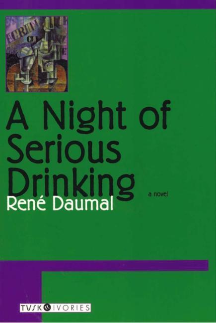A Night of Serious Drinking als Taschenbuch
