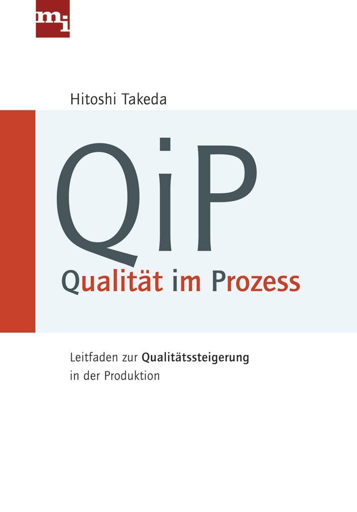 Hitoshi Takeda: QiP - Qualität im Prozess (eBook) - bei eBook.de