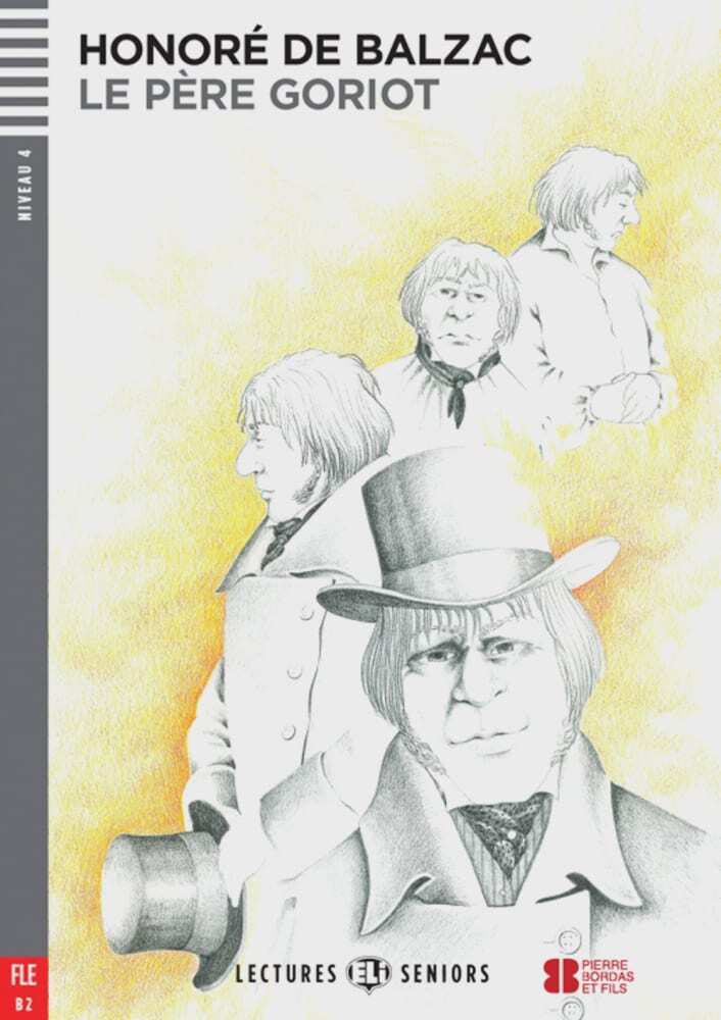 Le Père Goriot. Buch mit Audio-CD als Buch