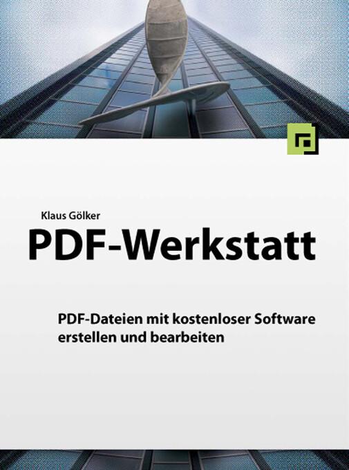 PDF-Werkstatt als eBook von Klaus Gölker