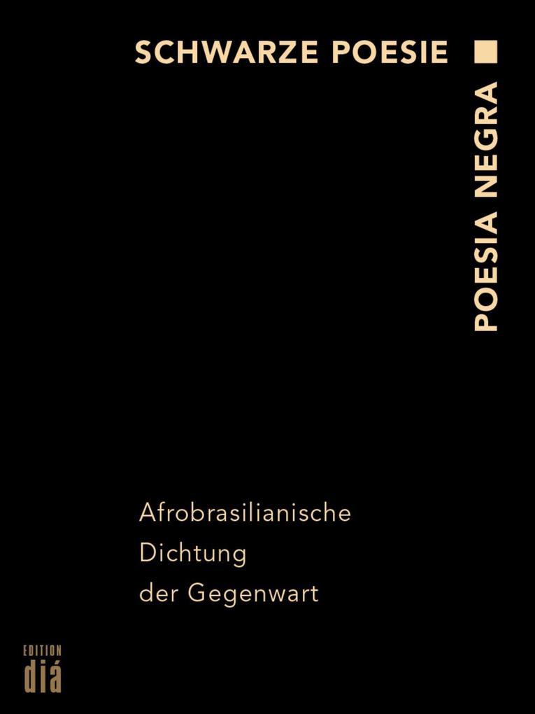 Schwarze Poesie - Poesia Negra als eBook