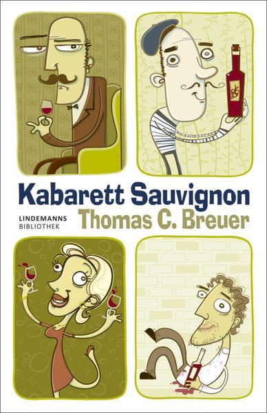 Kabarett Sauvignon als Buch