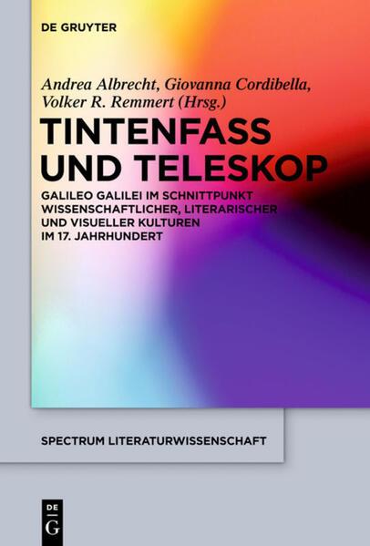 Tintenfass und Teleskop als Buch