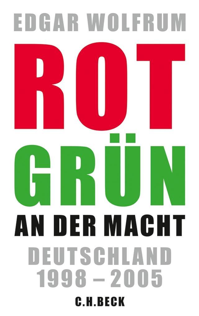 Rot-Grün an der Macht als eBook