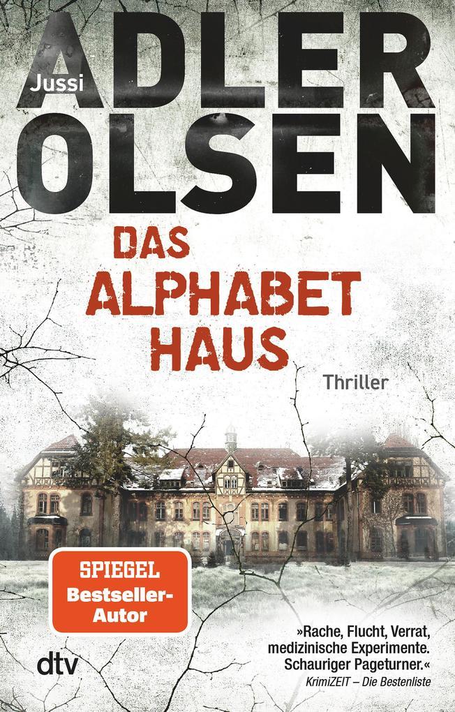 Das Alphabethaus als eBook von Jussi Adler-Olsen