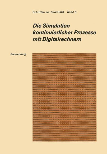 Die Simulation kontinuierlicher Prozesse mit Di...