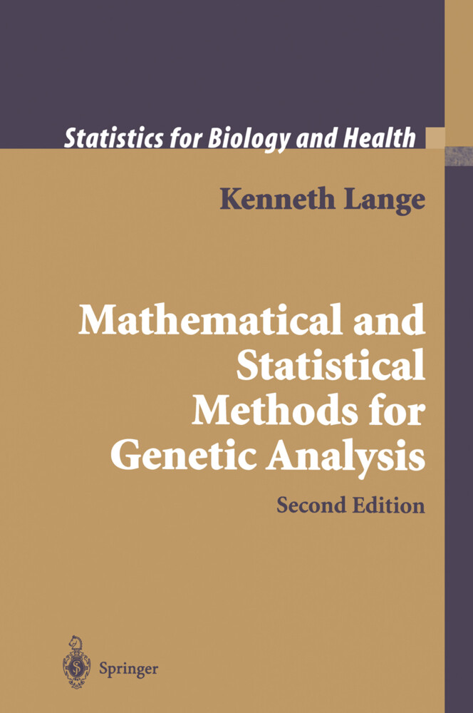 Mathematical and Statistical Methods for Genetic Analysis als Buch
