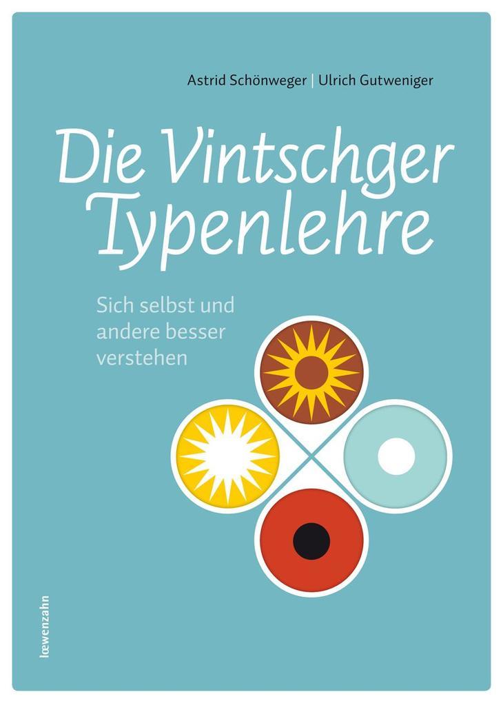 Die Vintschger Typenlehre als eBook