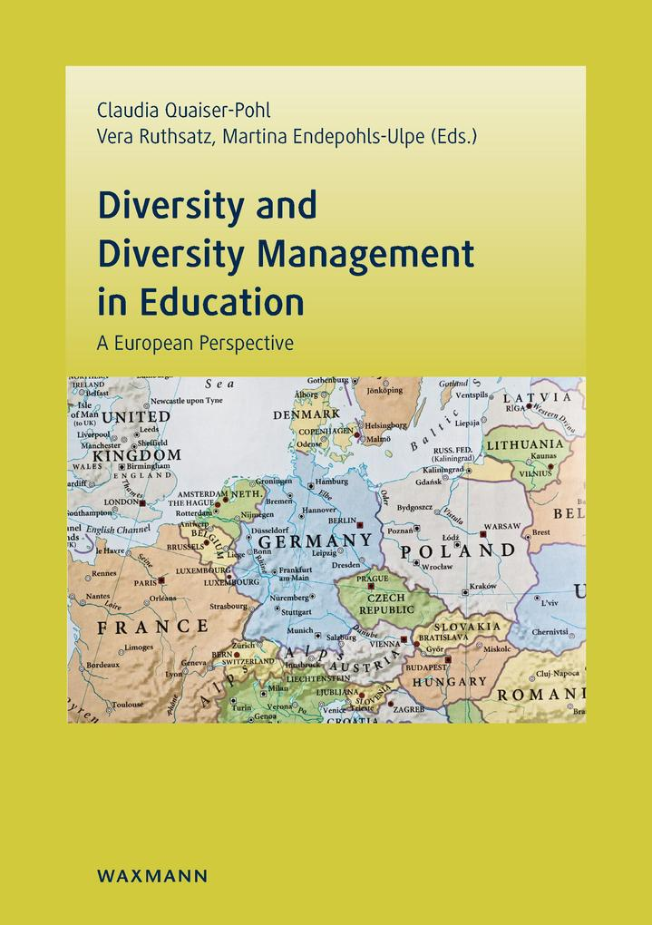 Diversity and Diversity Management in Education als eBook von - Waxmann Verlag GmbH