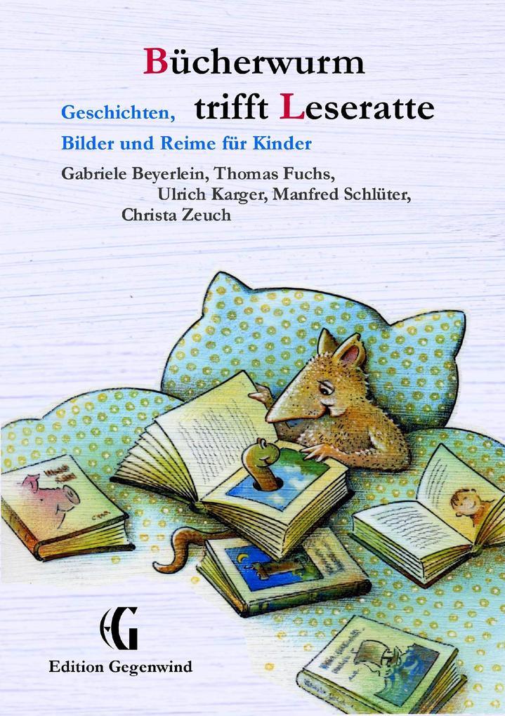 Bücherwurm trifft Leseratte als eBook