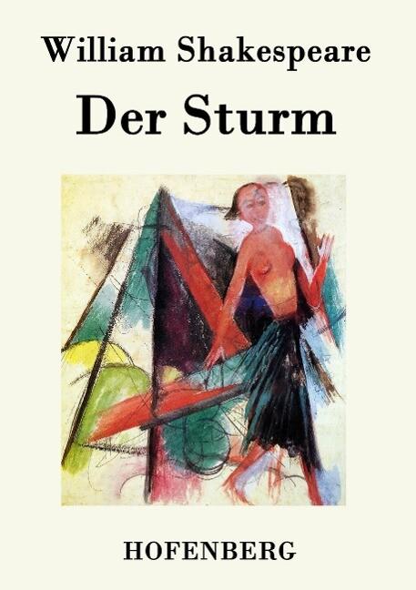 Der Sturm als Buch