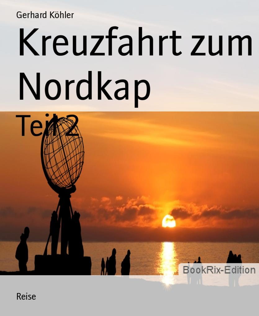 Kreuzfahrt zum Nordkap als eBook epub