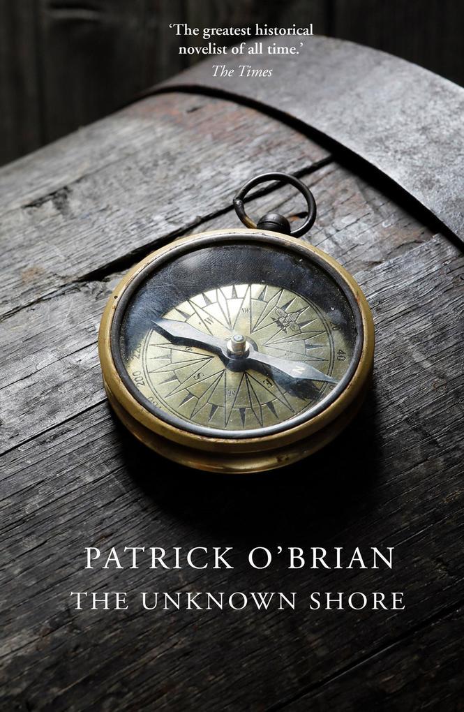 The Unknown Shore als eBook