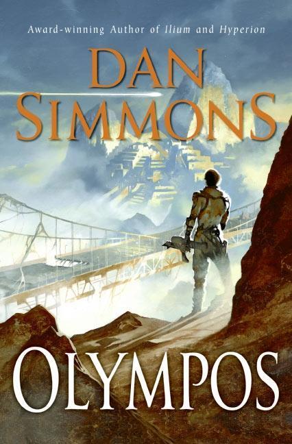 Olympos als eBook von Dan Simmons