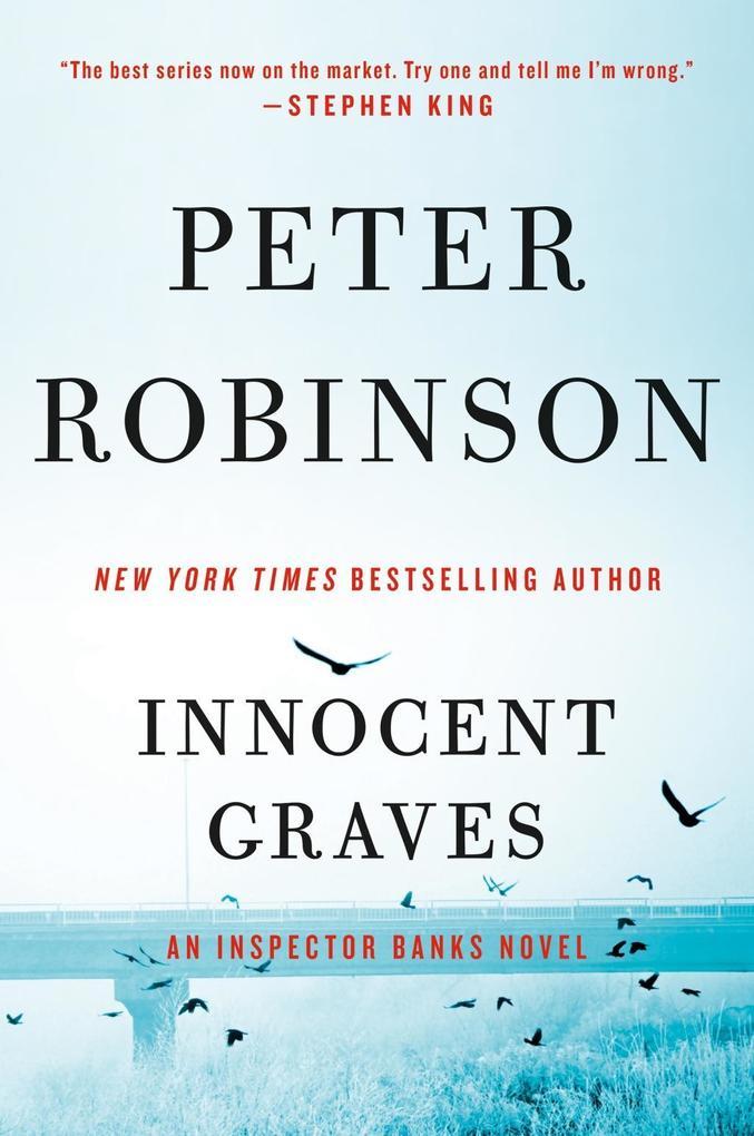 Innocent Graves als eBook von Peter Robinson