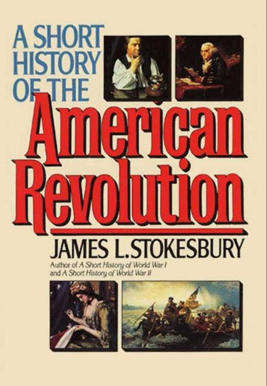 A Short History of the American Revolution als eBook