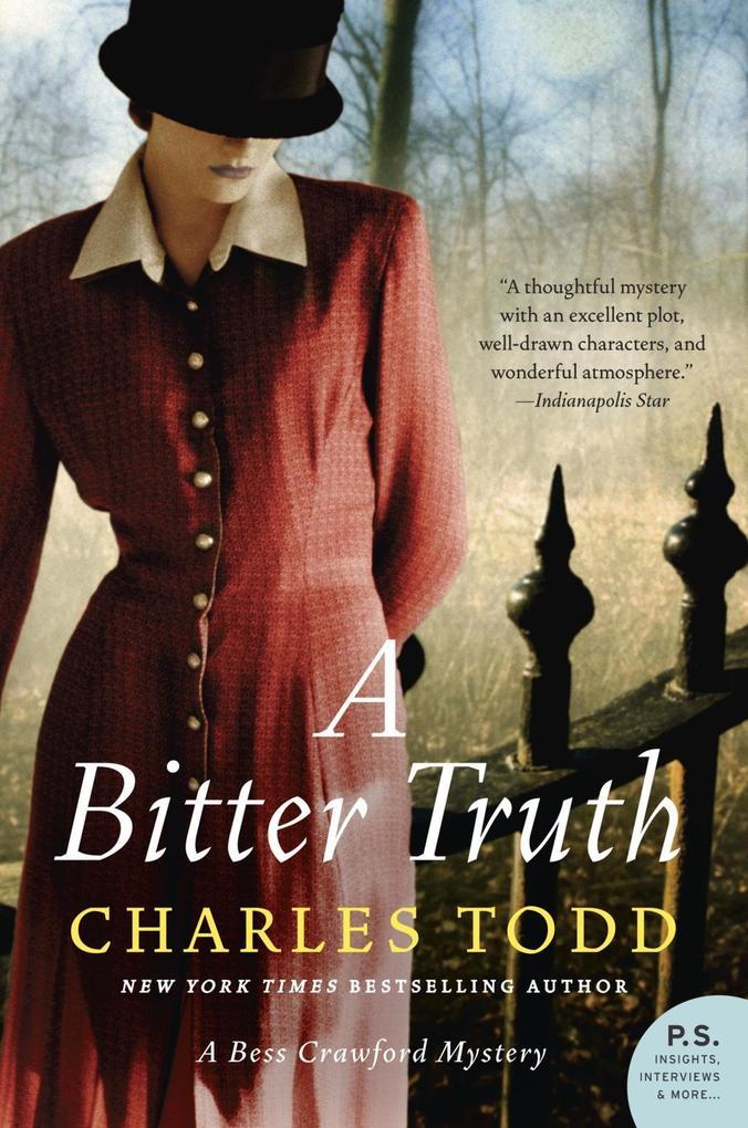 A Bitter Truth als eBook von Charles Todd