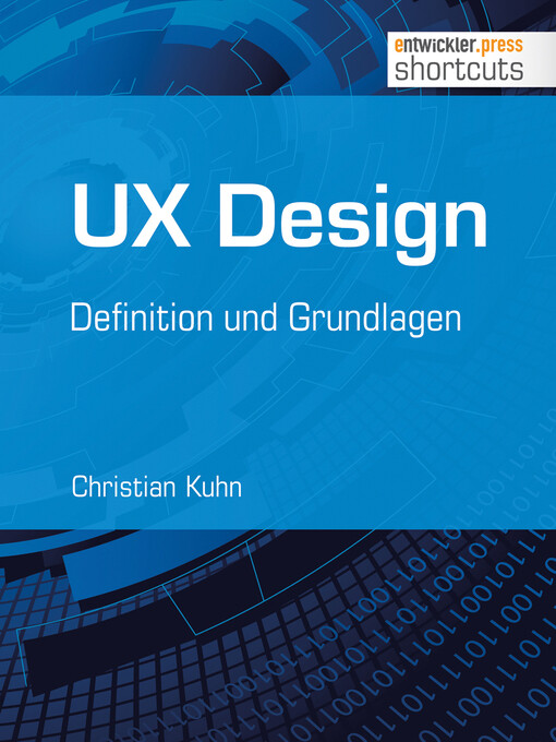 UX Design - Definition und Grundlagen als eBook