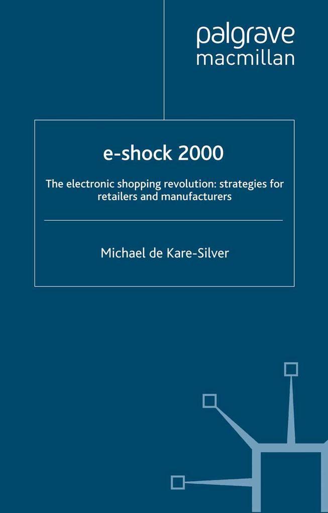 e-Shock 2000 als eBook von Michael De Kare-Silver