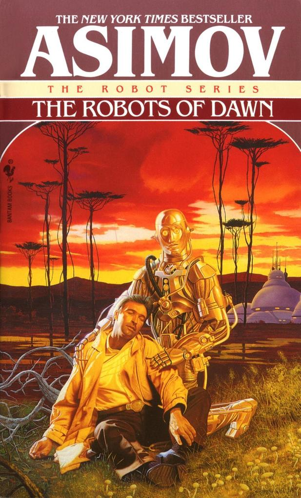 The Robots of Dawn als eBook