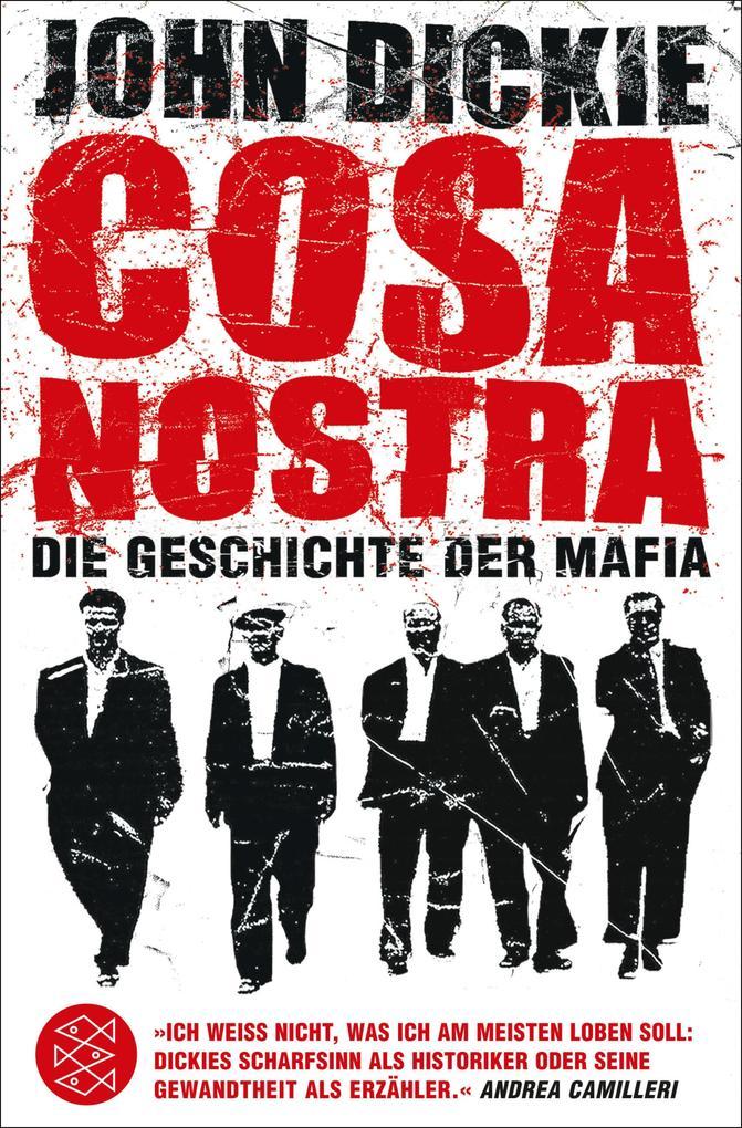 Cosa Nostra als eBook von John Dickie