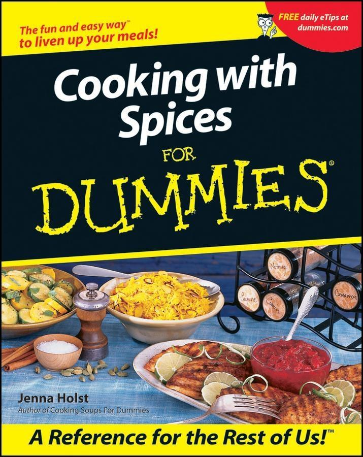 Cooking with Spices For Dummies als eBook epub