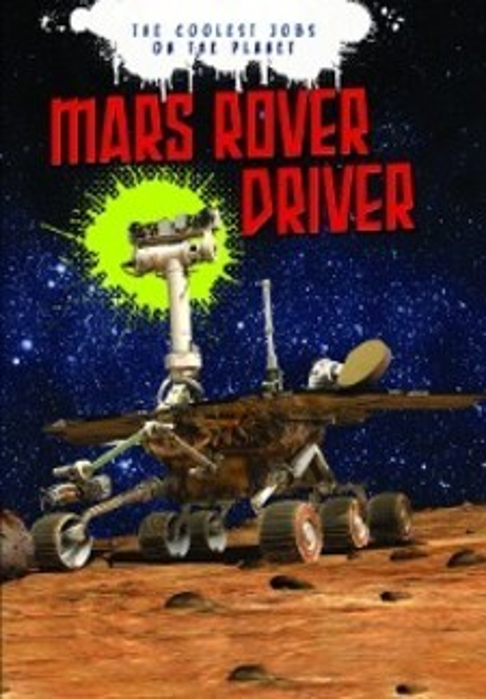 Mars Rover Driver als eBook von Scott Maxwell, Catherine Chambers - Raintree UK