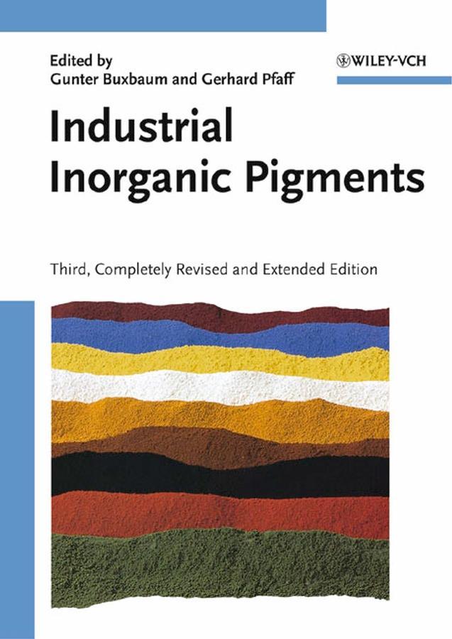 Industrial Inorganic Pigments als eBook