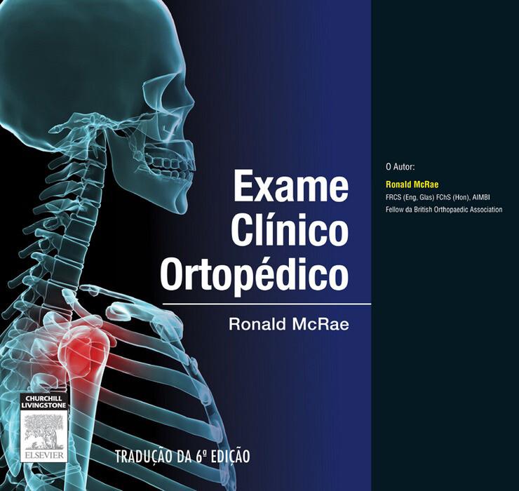 Exame Clínico Ortopédico als eBook von Ronald Mcrae - Elsevier Health Sciences
