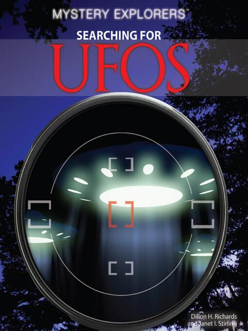 Searching for UFOs als eBook von Dillon H. Rich...