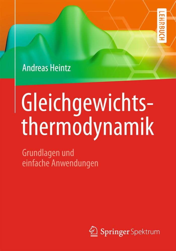 Gleichgewichtsthermodynamik als Buch