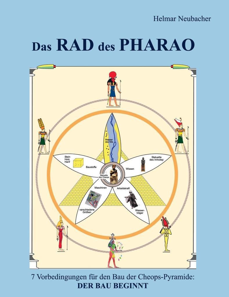 Das Rad des Pharao als eBook