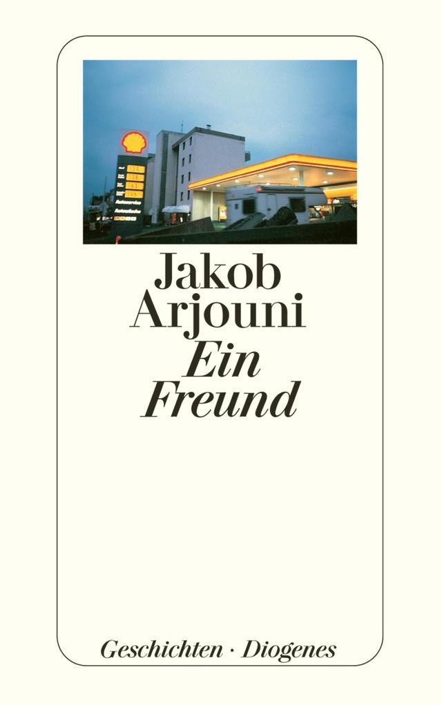 Ein Freund als eBook