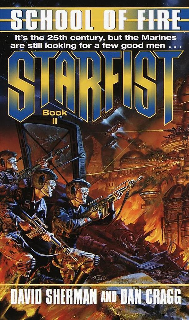 Starfist: School of Fire als eBook