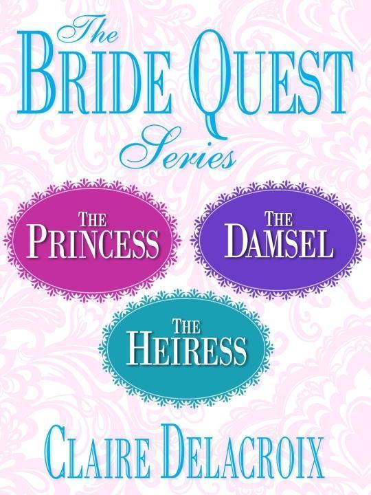 Bride Quest Series 3-Book Bundle als eBook von Claire Delacroix - Random House Publishing Group