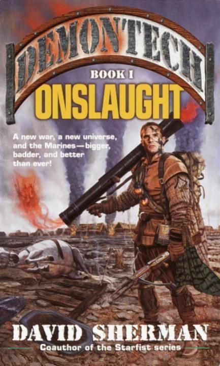 Demontech: Onslaught als eBook