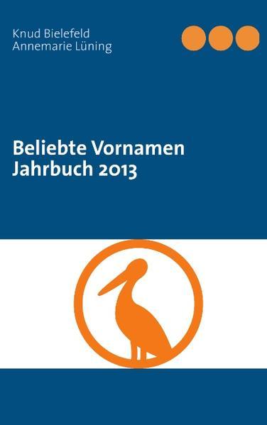 Beliebte Vornamen Jahrbuch 2013 als Buch