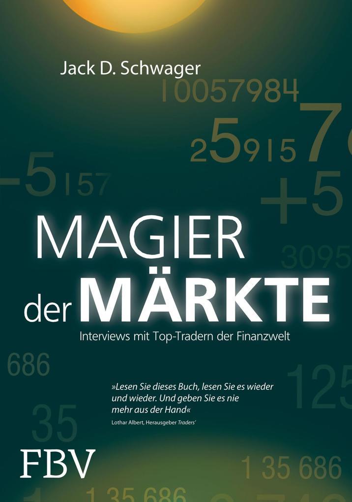 Magier der Märkte als eBook epub