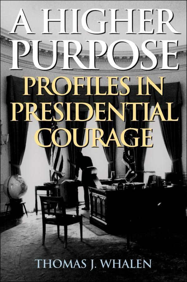 A Higher Purpose als eBook von Thomas J. Whalen