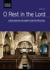 O Rest in the Lord, mit 1 Audio-CD