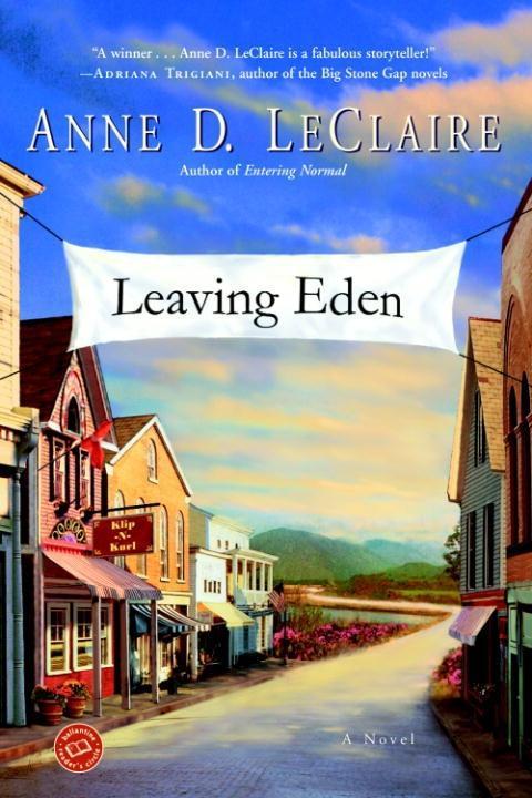 Leaving Eden als eBook