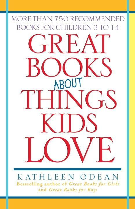 Great Books About Things Kids Love als eBook vo...