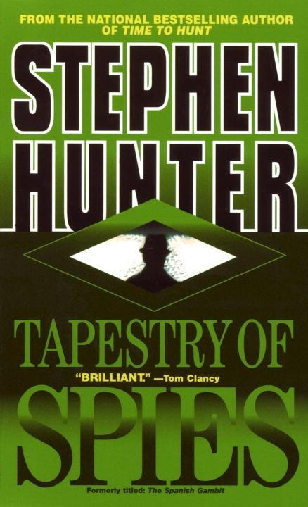 Tapestry of Spies als eBook