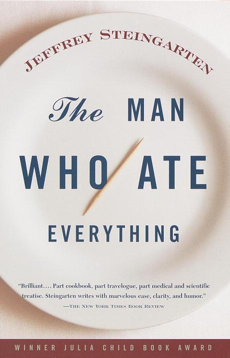 The Man Who Ate Everything als eBook