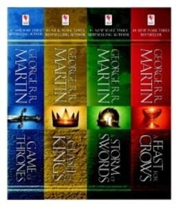 A Game of Thrones 4-Book Bundle als eBook