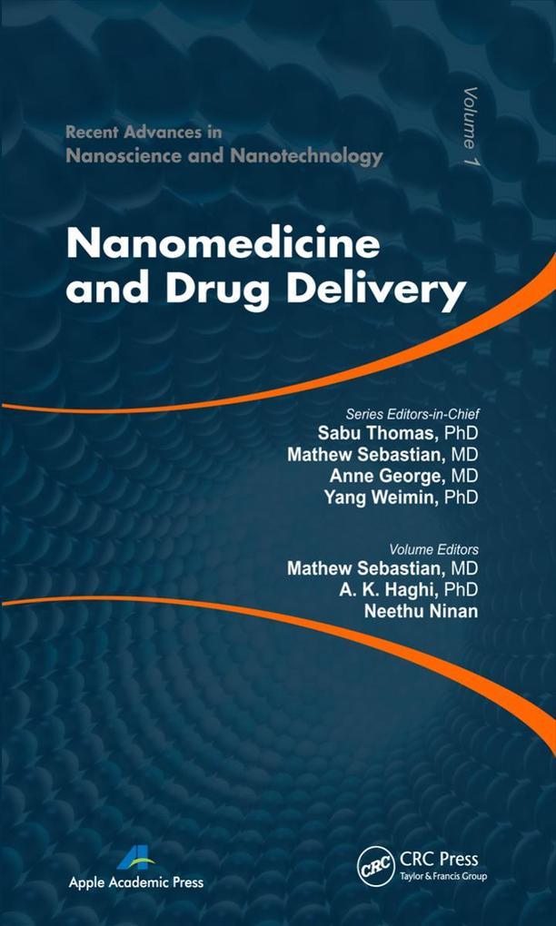 Nanomedicine and Drug Delivery als eBook