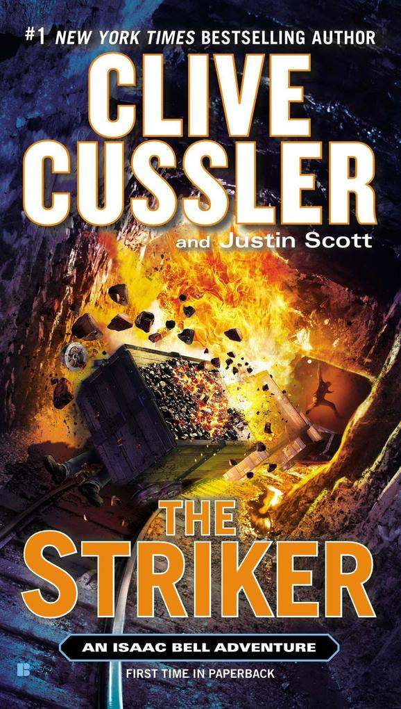 The Striker als Taschenbuch von Clive Cussler