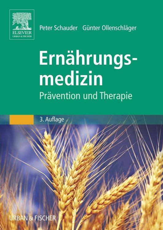 Ernährungsmedizin als Buch