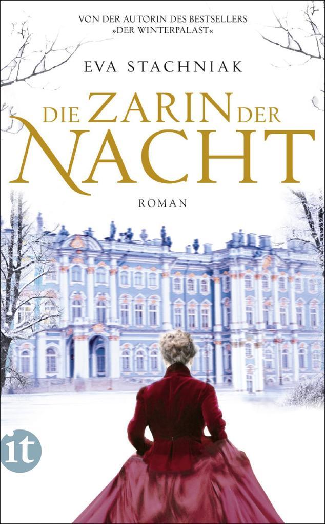 Die Zarin der Nacht als eBook von Eva Stachniak